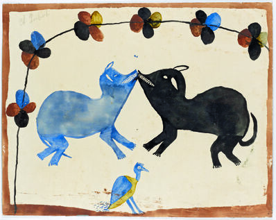 Albert Lubaki, 'Untitled', ca. 1929