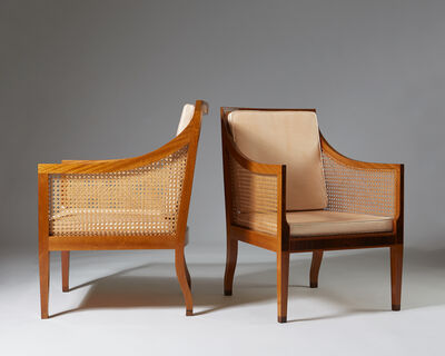 Kaare Klint, 'Pair of chairs model 4488', 1931