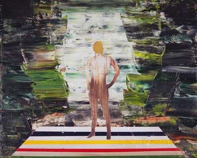 Gavin Lynch, 'Tete Jaune with HBC Blanket', 2015