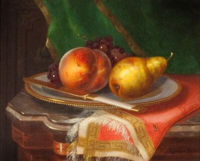 Morston Constantine Ream, 'Dessert Still Life'