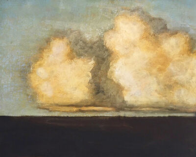 David Konigsberg, 'Low Cumulus', 2017