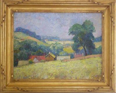 Peter Hurd, 'Forsythe Farm'