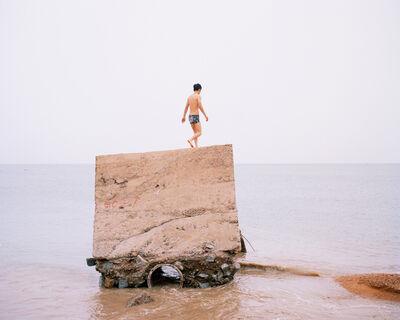 Zhang Xiao 张晓, 'Coastline, No. 223', 2012