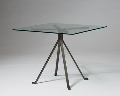 """Enzo Mari, 'Occasional table """"Cuginetto"""", designed by Enzo Mari for Driade, Italy. 1970s.', 1971"""