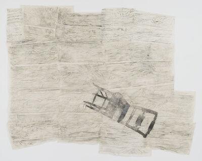 Kiki Smith, 'Fallen Chair', 2008
