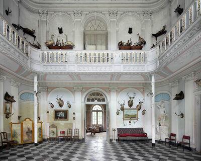 Henk Van Rensbergen, 'Hunter's Castle', 2008