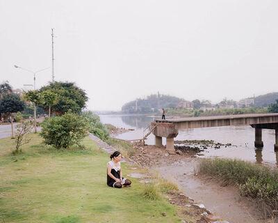 Zhang Xiao 张晓, 'Coastline No.8', 2009