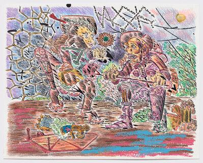 Albert Herter, 'The Quincunx Aspect #5', 2016