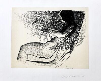 Marlene Dumas, 'Doornrosie', 1989