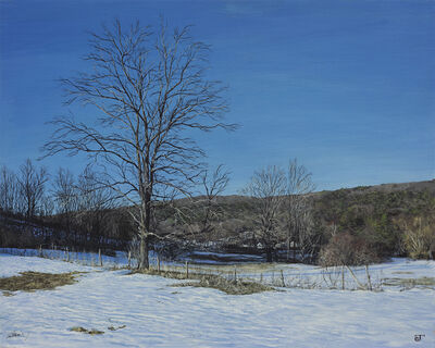Jeff Gola, 'Late Day at Tyringham ', 2018