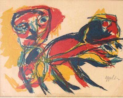 Karel Appel, 'Color Lithograph 5/210', 1962