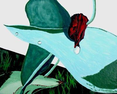 Ulrike Stadler, 'Tulips Dying and Crying II', 2009