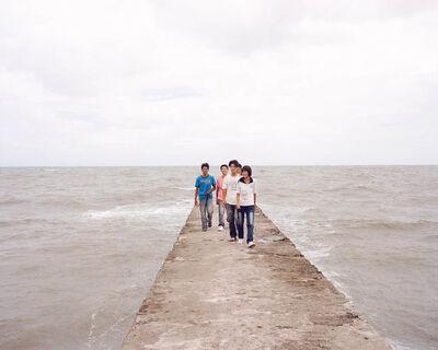 Zhang Xiao 张晓, 'Coastline No.24', 2009