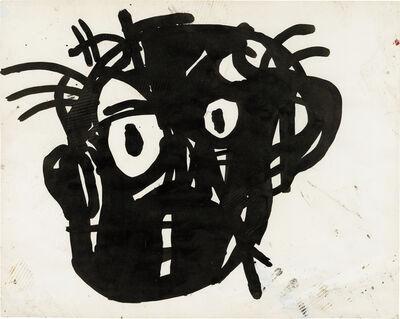 Jean-Michel Basquiat, 'Untitled Head', 1982