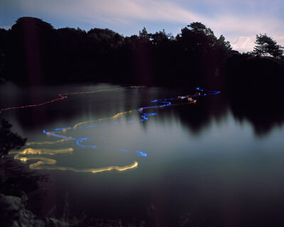 Ole Brodersen, 'Rubber and lightbulbs #02', 2012