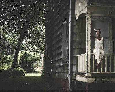 Allison Janae Hamilton, 'PorchWait', 2014