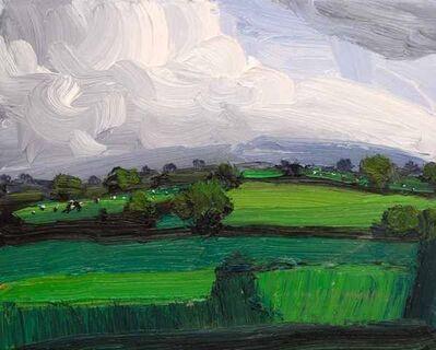 Robert Newton, 'Spring Green', 2018