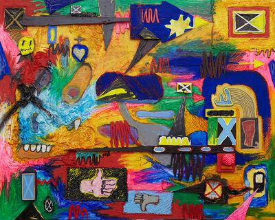 Nic Rad, 'Oops (My Mistake)', 2016