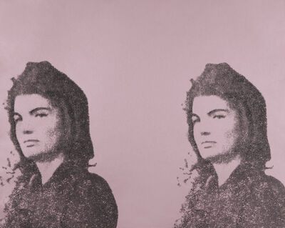 Andy Warhol, 'Jacqueline Kennedy II (Jackie II), from 11 Pop Artists, Volume II', 1966