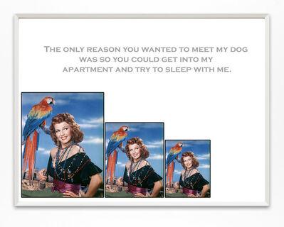 Allison L. Wade, 'Meet My Dog', 2014