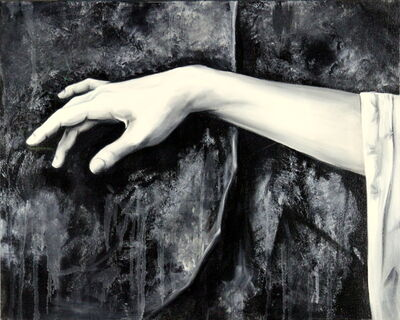 Amy Lee Lummus, 'Cover Number Two - Hand', 2017