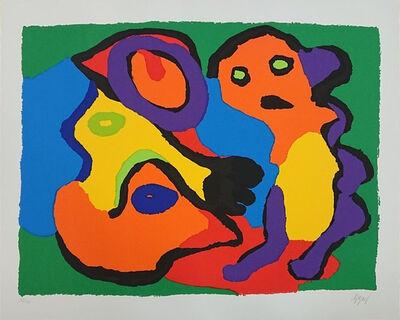 Karel Appel, 'No title', ca. 1970
