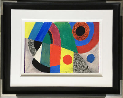 Sonia Delaunay, 'Rythme couleur', 1964