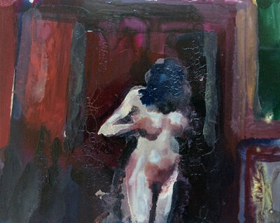 Geraldine Swayne, 'Night Nude 3', 2016
