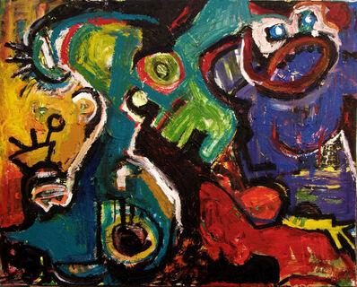 Parmis Sayous, 'Shout', 2010