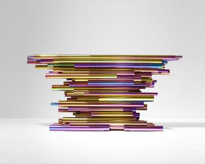 Hervé van der Straeten, 'Console Pipe Show No 529 Multicolore ', 2016