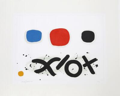 Adolph Gottlieb, 'Imaginary Landscape I', 1971