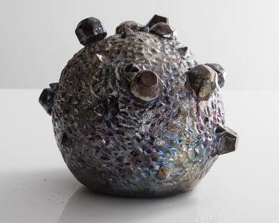 Kelly Lamb, 'Moon Rock in ceramic with a raku glaze. Designed and made by Kelly Lamb, Los Angeles, CA, 2016.', 2016