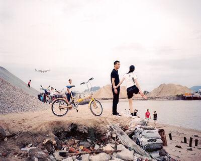 Zhang Xiao 张晓, 'Coastline, No.14', 2009
