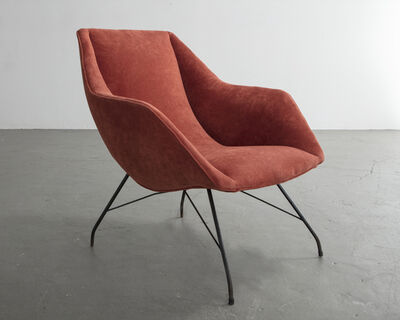 Carlo Hauner, 'Lounge Chair', ca. 1960