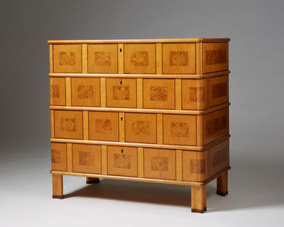 Oscar Nilsson, 'Chest of drawers ', ca. 1930