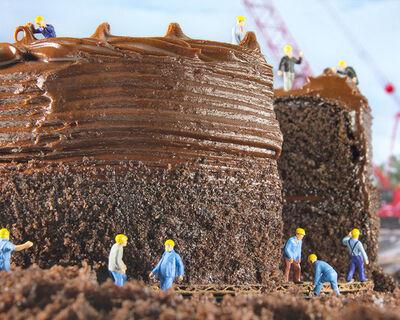 Matthew Carden, 'Chocolate Cake', 2019