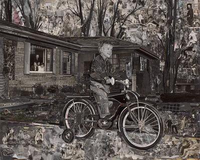 Vik Muniz, 'Album: New Bicycle', 2014