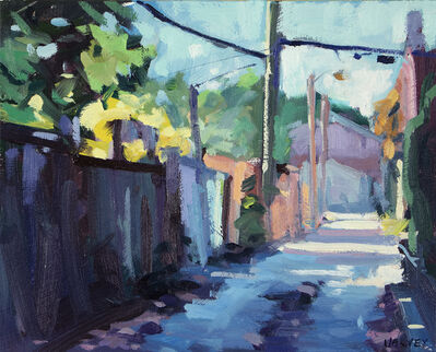 Brian Harvey, 'Afternoon Shortcut', 2019