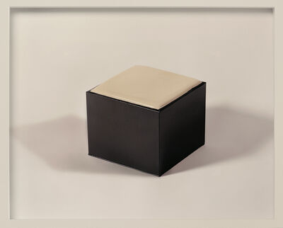 Mauricio Alejo, 'Small Cube With Paint', 2017