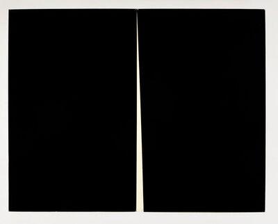 Richard Serra, 'Rift I', 2012