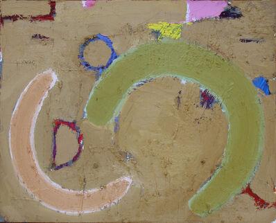 Marcel Kahhak, 'Three-Quarter Circle', 2011