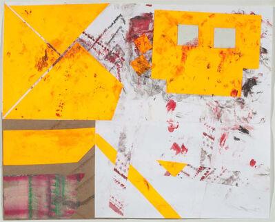 Sterling Ruby, 'Upstate Orange'