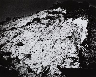 Daido Moriyama, 'Light and Shadow 3 (Cliff)', 1981