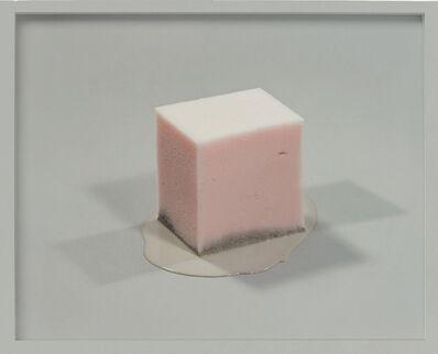 Mauricio Alejo, 'Pink Sponge', 2017