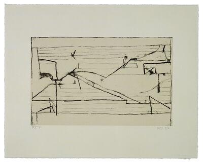 Richard Diebenkorn, 'Untitled #9', 1993