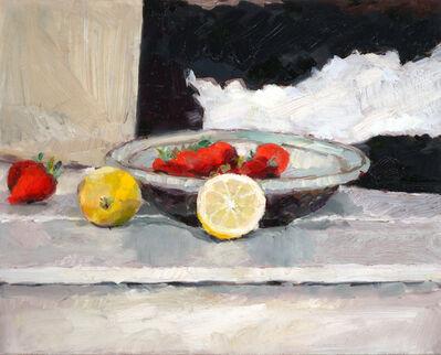 Simon Andrew, 'Strawberries and Lemons'