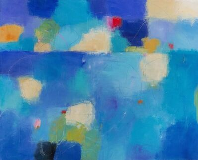 Carolyn Cole, 'Blue 31702'