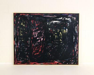John O'Hara, 'Black Winged Bird', 2018