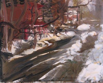 Natalia Laluq, 'Lisgar Street and Kent, December 20, 2016', 2016