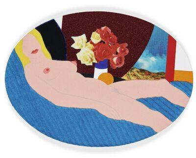 Tom Wesselmann, 'Nude Collage', 1970